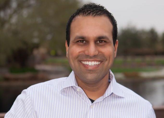 Photo of Dr. Bhatt