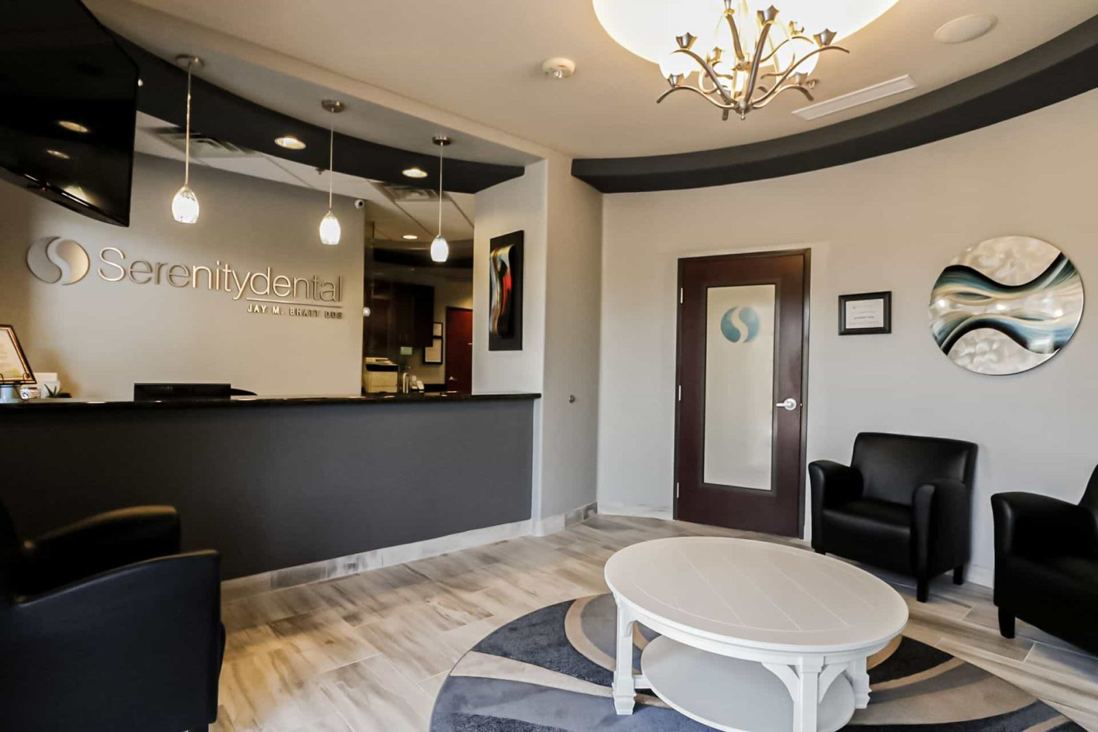 Serenity dental office picture